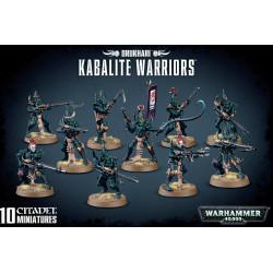 40K - Kabalite Warriors