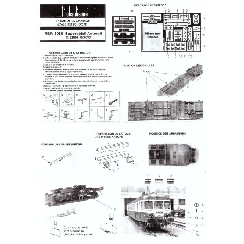 SUPER DETAILLAGE X2800