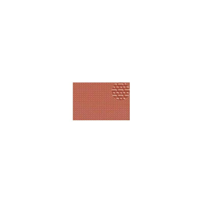Échelle N - briques environ 0,5mm de large