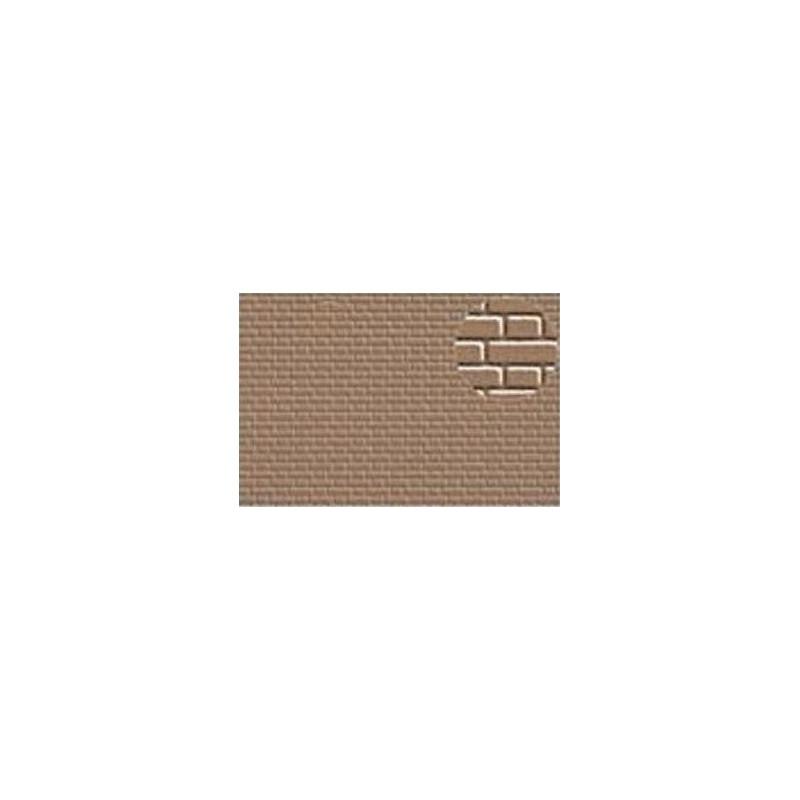 Échelle N - briques environ 1mm de large