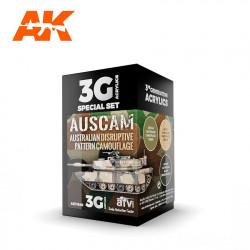 AK11649 AUSCAM Set (3G Acrylics)