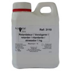 Kit Acrylique retardateur net 1kg