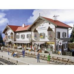 Gare HO de petite ville