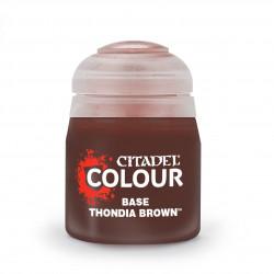 Base / Thondia Brown