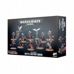 40K / Battle Sisters Squad