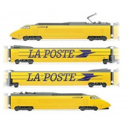 TGV LA POSTE JOUEF ANALOGIQUE