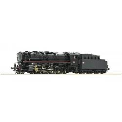 Locomotive à vapeur 150.X.5 SNCF Thionville tender 34.X.5