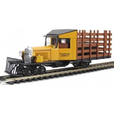 RAIL TRUCK ON30 BACHMANN SPECTRUM 29160