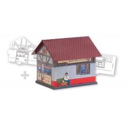 """Kit décor """"Boulangerie"""" à assembler pour enfants"""