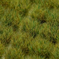 4mm Touffes d'herbes auto-adhésives été (100)