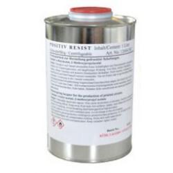 Flacon de 1 litre de vernis positif photosensible