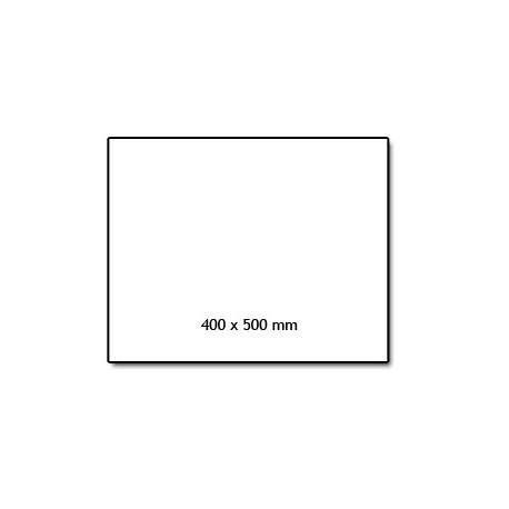 Polystyrène blanc 500 x 400 x 0,50mm