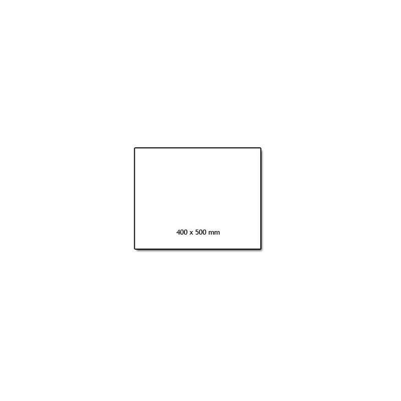Polystyrène blanc 500 x 400 x 2,00mm