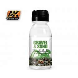 AK118 GRAVEL & SAND Fixer