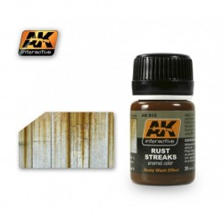 AK013 Rust Streaks (enamel color)