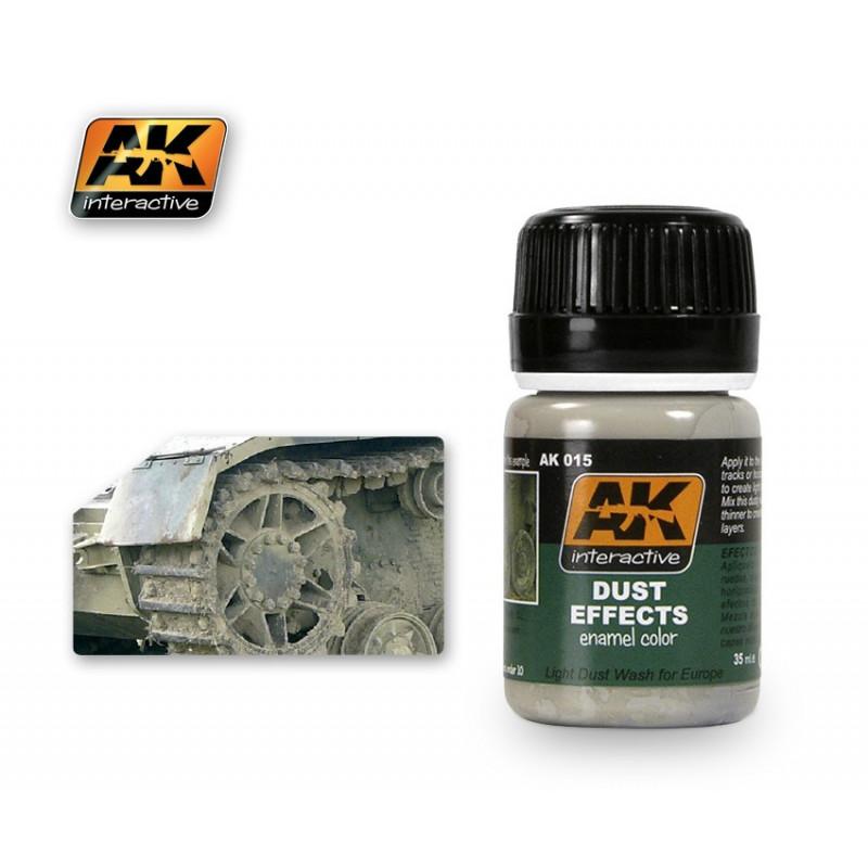 AK015 Dust Effects (enamel color)