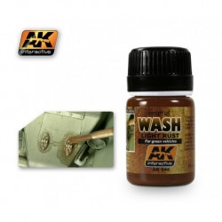 AK046 Light Rust (enamel WASH)