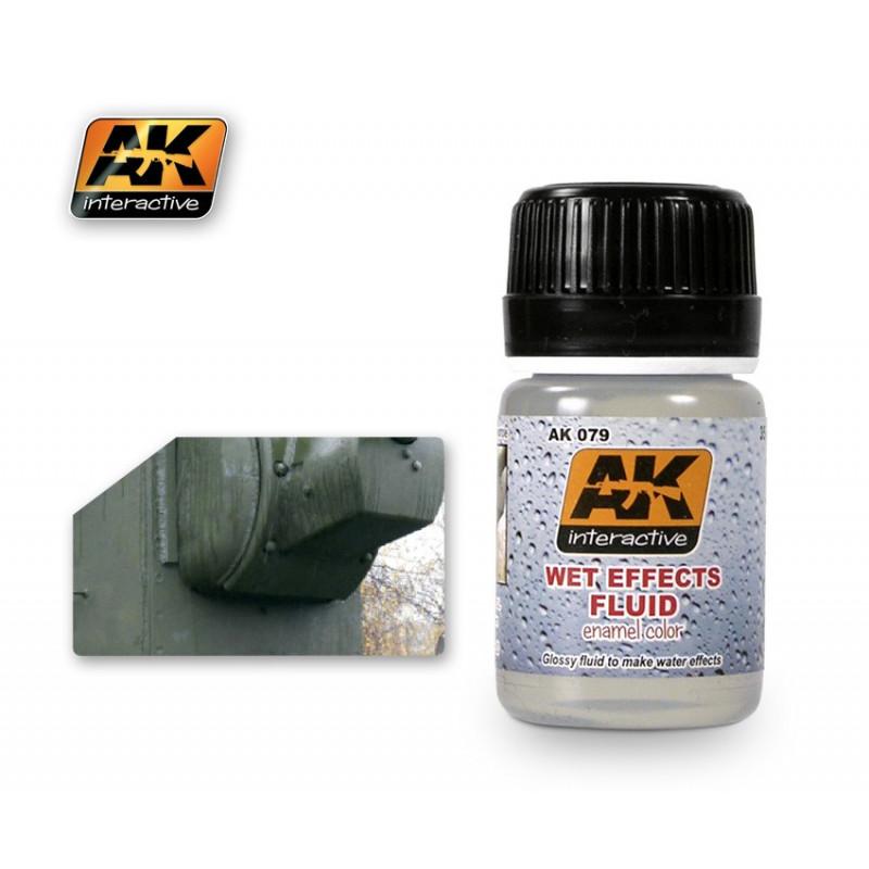 AK079 Wet Effects Fluid (enamel color)