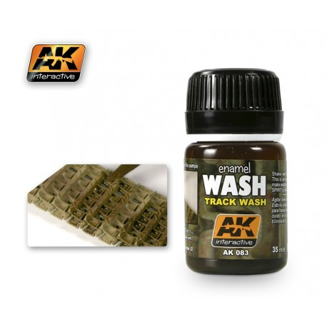 AK083 Track Wash (enamel WASH)