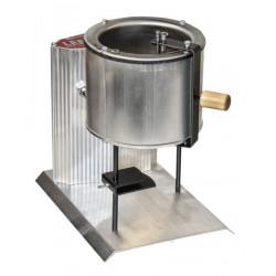 Four de 4,5kg à régulation par thermostat