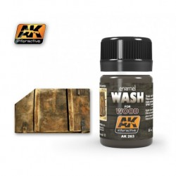 AK263 enamel WASH For WOOD