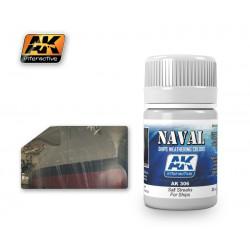 AK306 NAVAL Salt Streaks For Ships