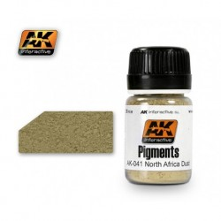 AK040 Pigments North Africa Dust