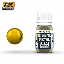 XTREME Metal Gold 30 ml