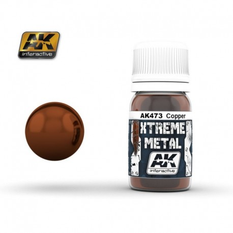 XTREME Metal Copper 30 ml