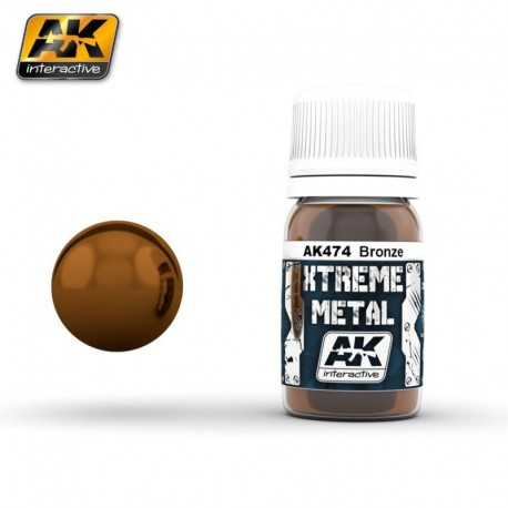 XTREME Metal Bronze 30 ml