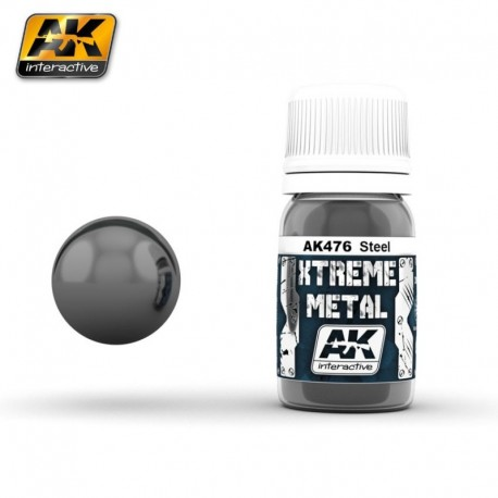 XTREME Metal Steel 30 ml
