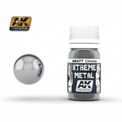 XTREME Metal Chrome 30 ml
