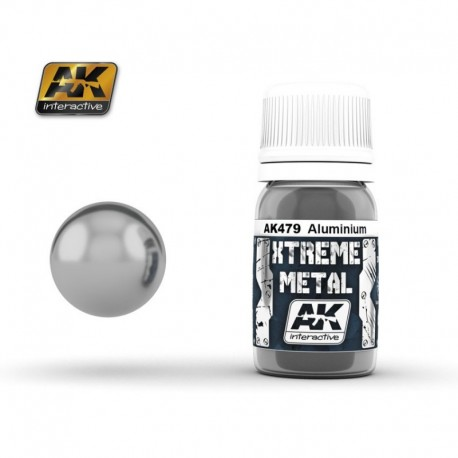 XTREME Metal Aluminium 30 ml