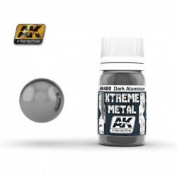XTREME Metal Dark Aluminium 30 ml