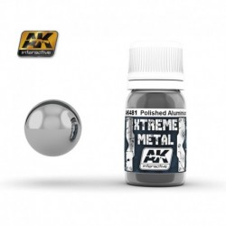 XTREME Metal Polished Aluminium 30 ml