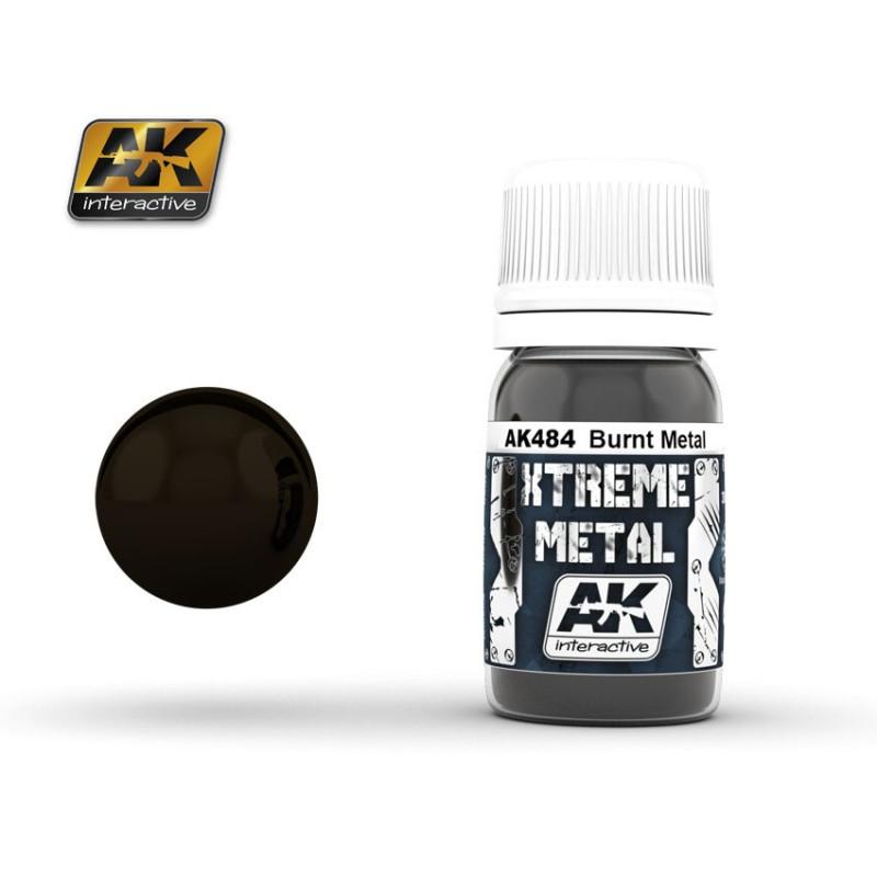 XTREME Metal Burnt Metal 30 ml