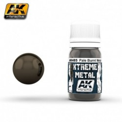 XTREME Metal Pale Burnt Metal 30 ml