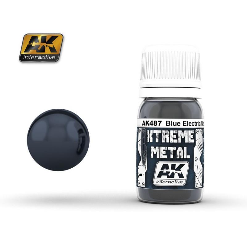 XTREME Metal Metallic Blue 30 ml