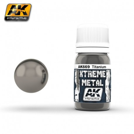 XTREME Metal Titanium 30 ml