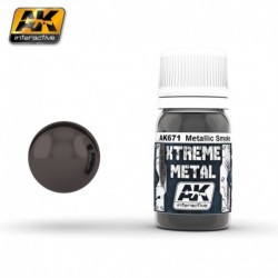 XTREME Metal Metallic smoke 30 ml