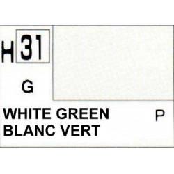 GUNZE H031 VERT BLANC BRILLANT
