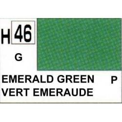 GUNZE H046 VERT EMERAUDE BRILLANT