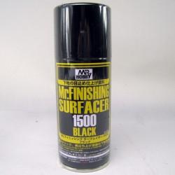 GUNZE B526 Mr. FINISHING SURFACER 1500 BLACK