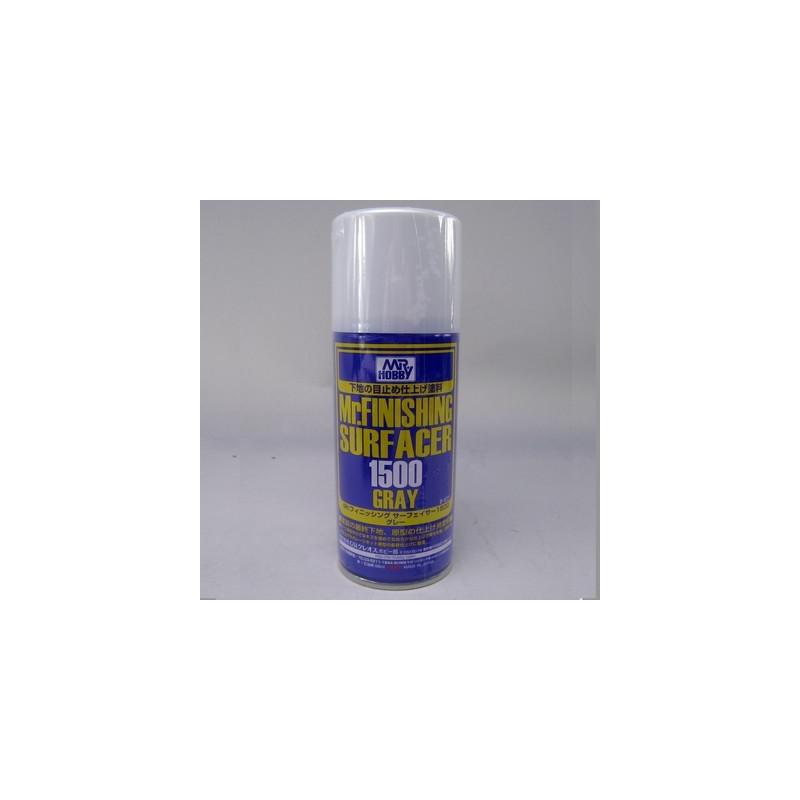 GUNZE B527 Mr. FINISHING SURFACER 1500 GRAY