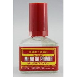 GUNZE MP242 Mr METAL PRIMER Apprêt liquide 40ml