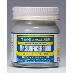 GUNZE SF284 Mr SURFACER 1000
