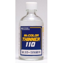 GUNZE T102 DILUANT 110ml ENAMEL
