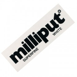 Pâte epoxy MILLIPUT Superfin Blanche
