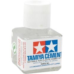 Colle TAMIYA CEMENT 40 ml
