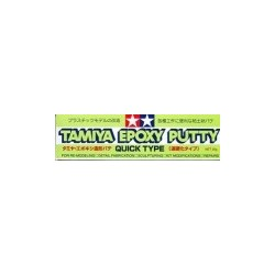 Mastic Epoxy Tamiya Prise rapide 25g